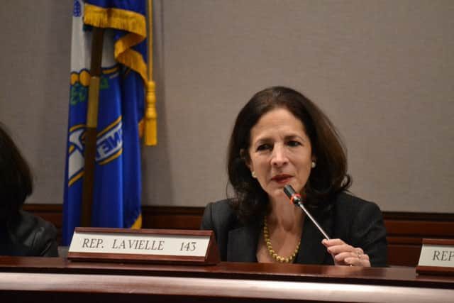 State Rep. Gail Lavielle has started a petition to protest the proposed rate hike for Metro-North commuters.