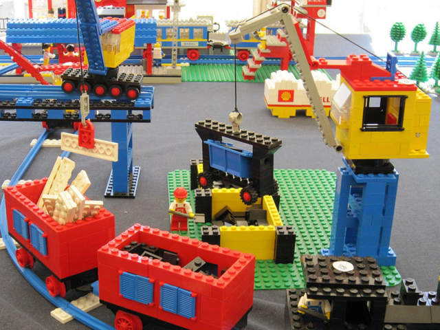 The Howland Public Library in Beacon holds LEGO Club every Thursday, from 3:45 - 5 p.m.
