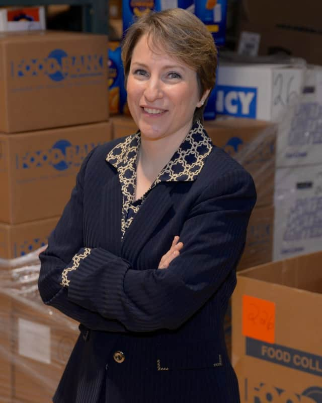Leslie Gordon will take the reins of the Food Bank for Westchester in mid-January.