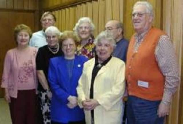 The Lewisboro Seniors will mark their 50th anniversary with a luncheon on Sunday.