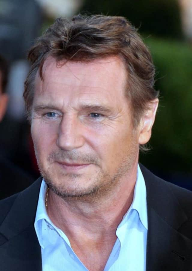 Happy Birthday to Washington's Liam Neeson. The actor turns 64 Tuesday.