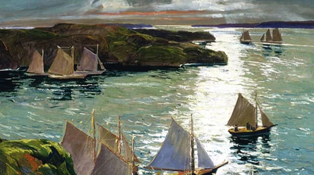 Bronxville Public Library will host a discussion on landscape paintings on Oct. 27.