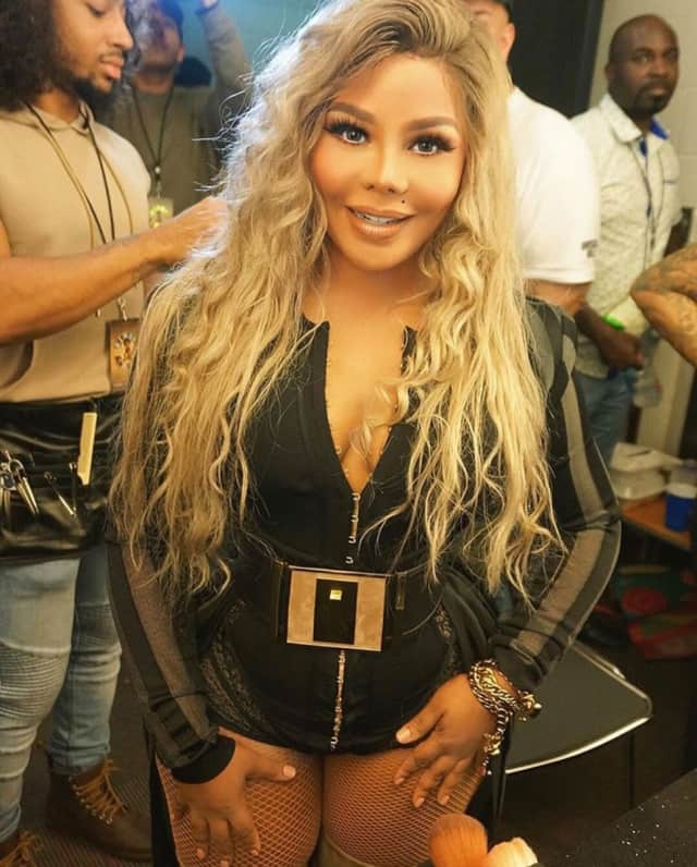 Lil Kim of Alpine.