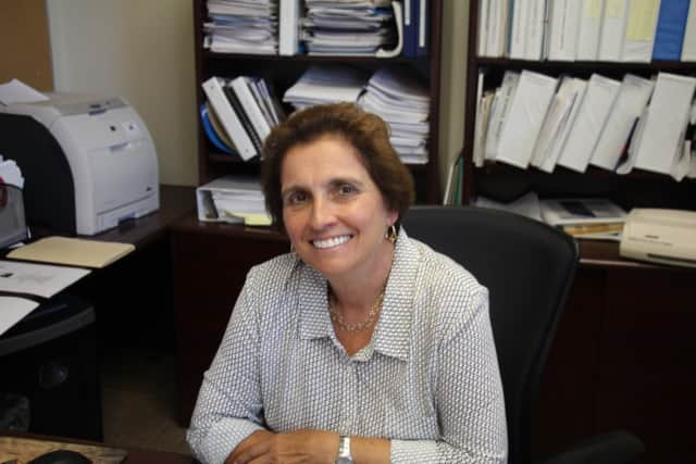 Linda Purvis has been named interim business official for the Pelham School District.