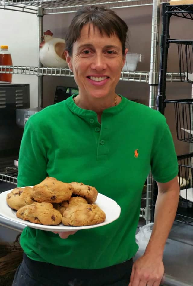 Lisa Neubardt of The Bakery at Four Corners in Pelham Manor.