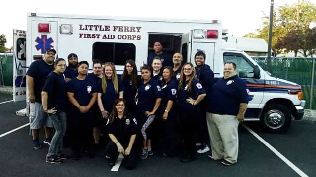The Little Ferry First Aid Corps is hosting a blood drive on the 24th.