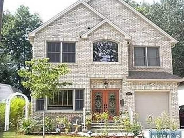 This 4-bedroom, 3-bathroom home in Little Ferry is listed at $474,900.