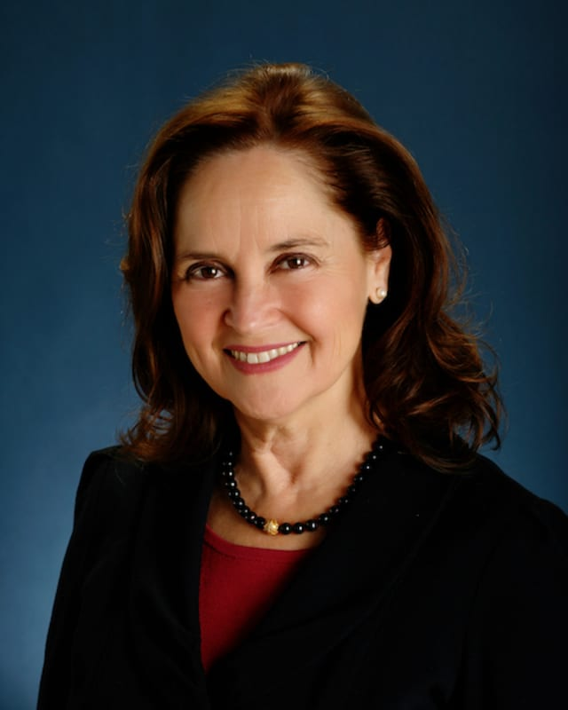 Denise W. Merrill, Connecticut's Secretary of the State, is speaking Sept. 8 at Lockwood-Mathews Mansion Museum in Norwalk. Courtesy Lockwood-Mathews Mansion Museum.