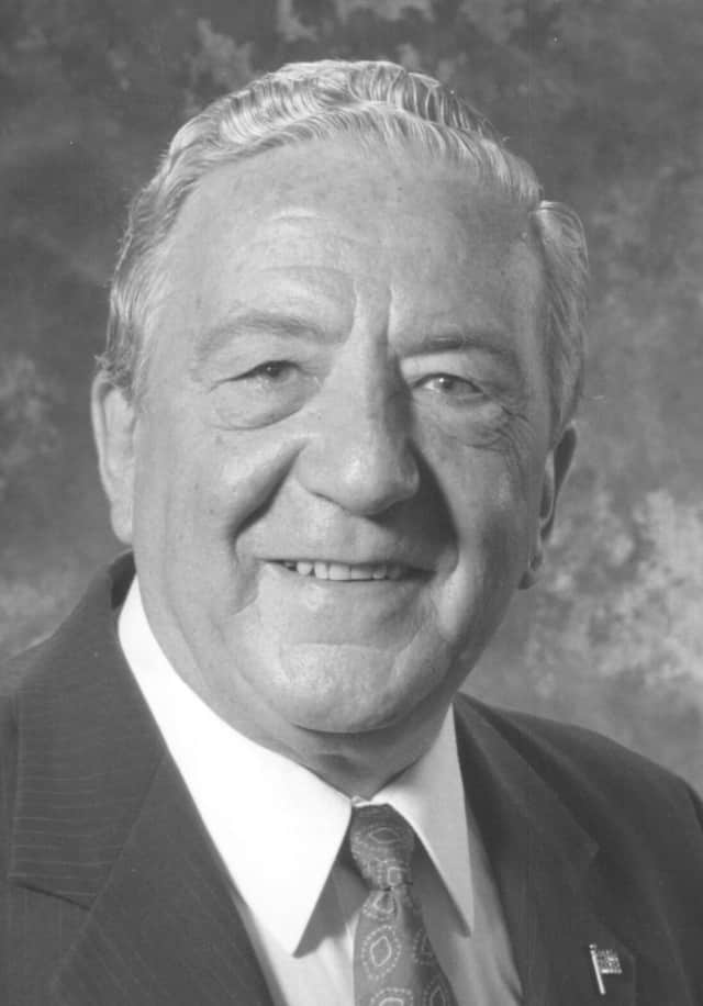 Former Bergenfield Mayor James F. Lodato