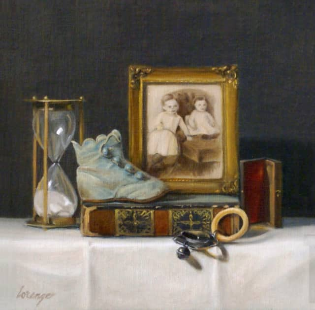 The Ruth Keeler Library in North Salem will exhibit the works of Dorothy Lorenze in September.