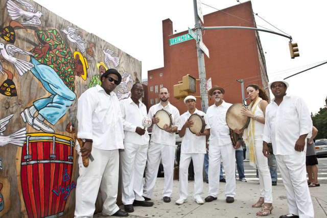 Los Pleneros 21, a Grammy-nominated Puerto Rican music ensemble, will perform Dec. 5 at the Puffin Cultural Forum in Teaneck.