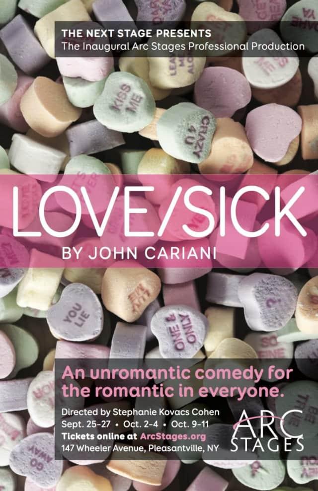 """John Cariani's """"Love/Sick"""""""