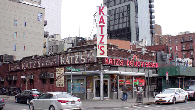 Katz's Delicatessen is opening a distribution center in Hackensack.