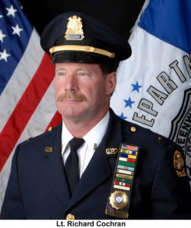 Lt. Richard Cochran has retired from the Greenwich Police Department after 35 years of service.