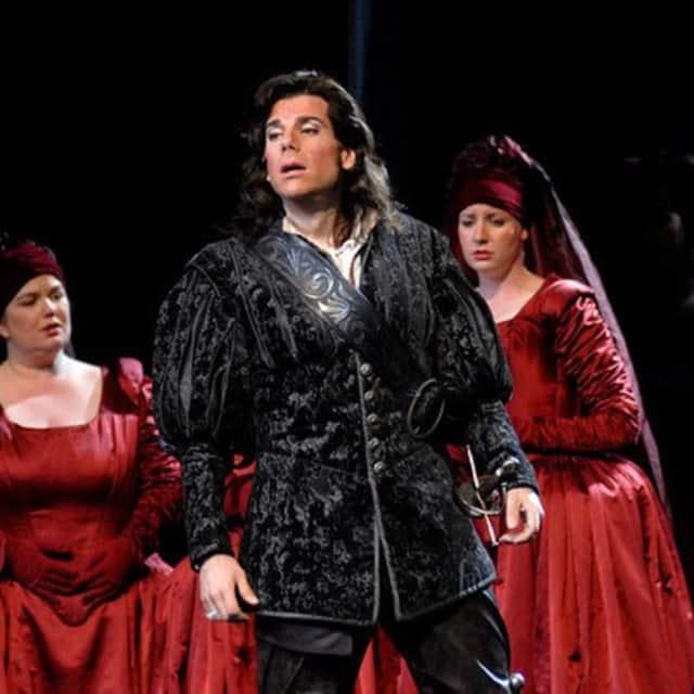 Tenor Marco Panuccio will perform Dec. 2 at the Old Dutch Church of Sleepy Hollow.