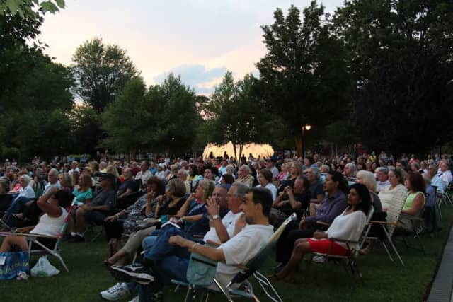 Come enjoy a beautiful night in the park and hear some music during the Concert in the Park series.
