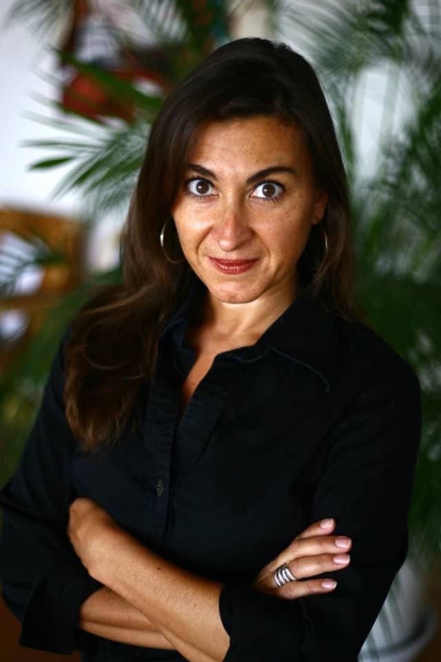 Lynsey Addario.