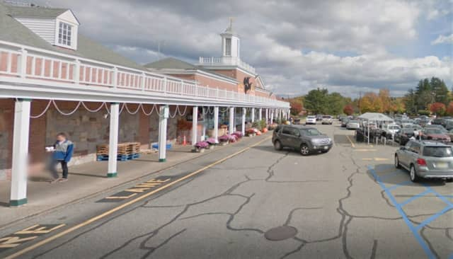 The Mahwah man's body was found in a car parked outside the Market Basket in Franklin Lakes on Friday.