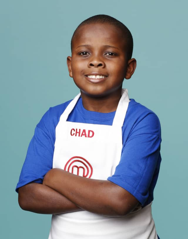 Chad was a contestant on this seasons MasterChef Junior.