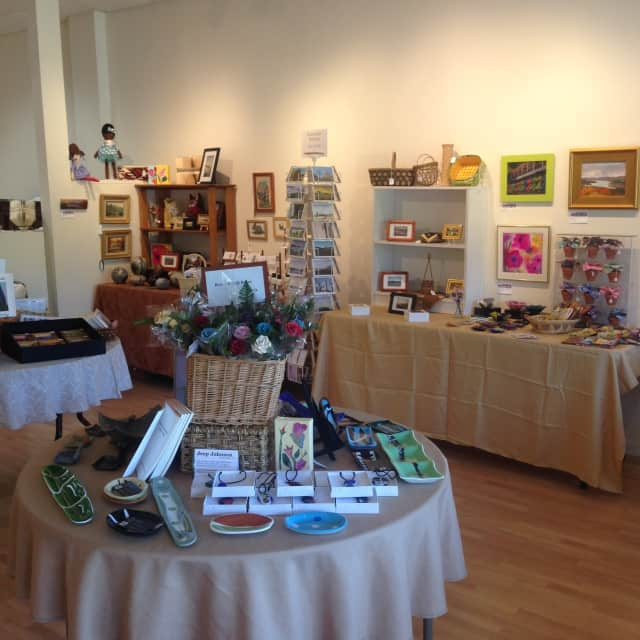 Dutchess Handmade Pop-Up shop at Arts Mid-Hudson is selling handmade gifts this holiday season.