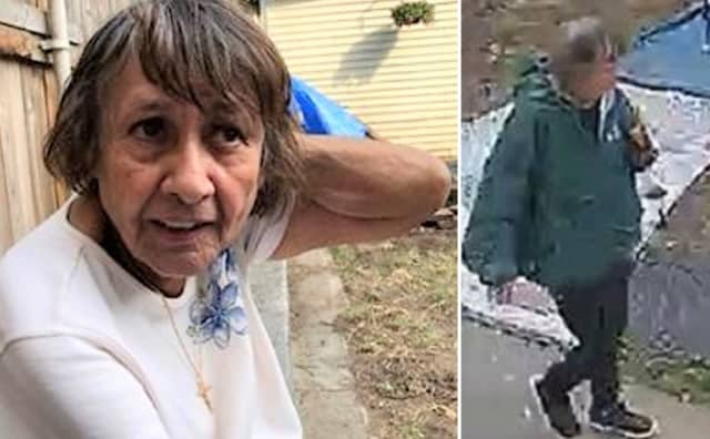 Gloria Rivera left her Quincy Street residence in Passaic around 10:30 a.m. Wednesday through the rear yard, city police said.