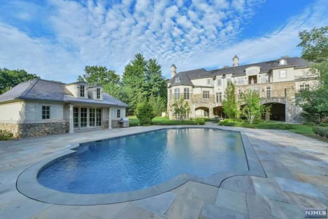 Mary J. Blige's former Saddle River estate.