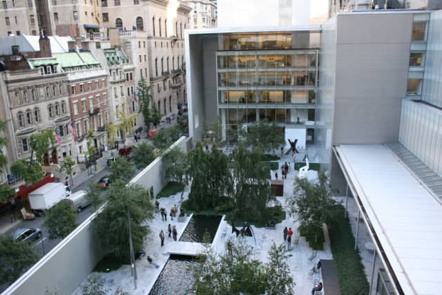 Get a free pass to the MoMa at Ridgewood Library.