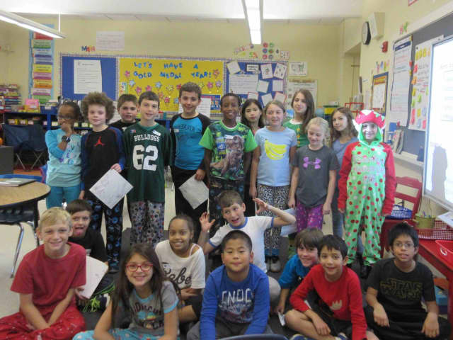 Students at Main Street Elementary School raised money for victims of Hurricane Matthew by hosting several special events at the Irvington school.