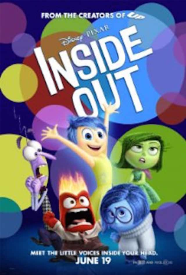 School No. 4 will host a screening of Inside Out.