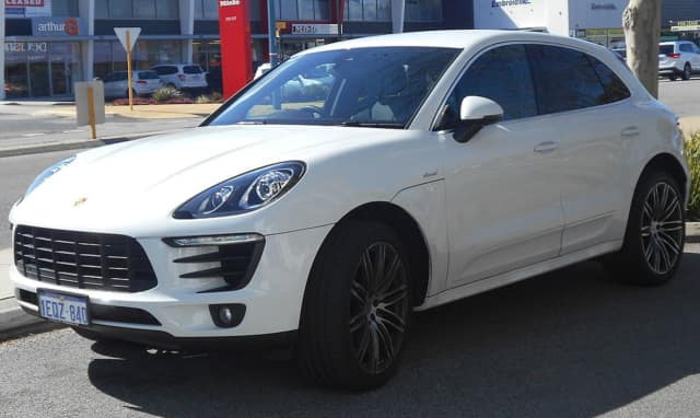 Greenwich police are urging residents to lock up their cars after two luxury vehicle thefts. A Porsche, similar to the one pictured, was stolen in the Old Greenwich part of town after the owners left it in their driveway with the keys inside.