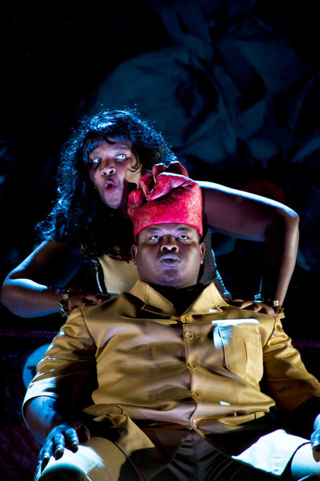 """The Quick Center for the Arts will present a radically reimagined version of Verdi's """"Macbeth,"""" with Nobulumko Mngxekeza as Lady Macbeth."""