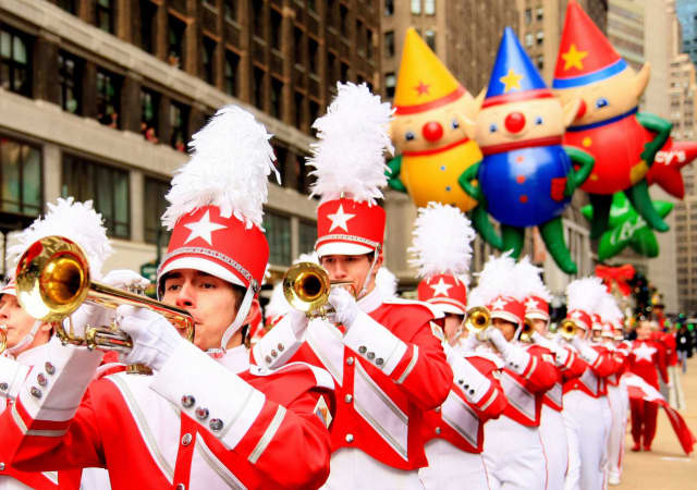 The annual Macy's Thanksgiving Day Parade will return to the streets of New York City this year.