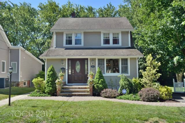 This house is for sale in Mahwah.