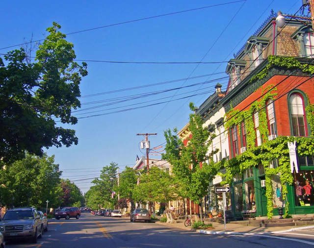 The Village of Cold Spring in Putnam is one of the hotspots for second homes for New York City residents cited by The New York Times.