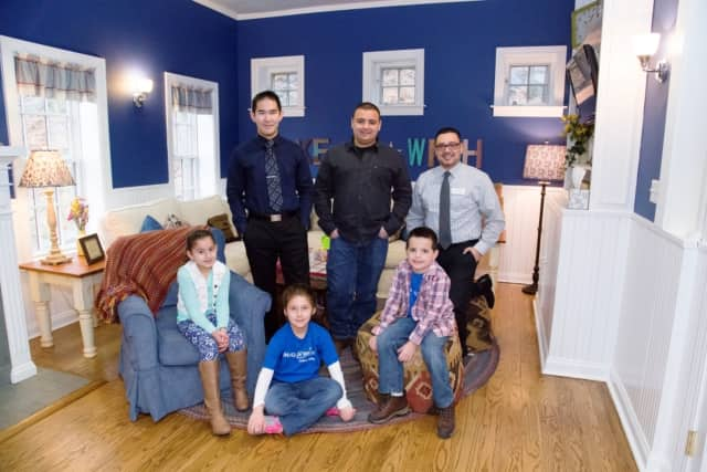 Pictured are Wish Kids -- from top L-R, Brian, Michael and Abraham; from bottom L-R, Sophia, Emma and Ryan -- of the Hudson Valley Chapter. These are six of the more than 2,400 wishes the chapter has granted in its 30 years.