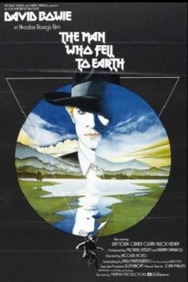 """The Edward Hopper House """"Film in the Garden"""" night will screen """"The Man Who Fell To Earth"""" on Saturday."""