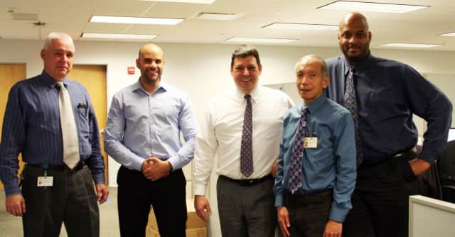 Members of the team behind Lower Hudson Regional Information Center's new Managed IT pilot program are helping school officials in Briarcliff Manor, Pocantico Hills and Pleasantville manage information, secure data and improve overall communications.
