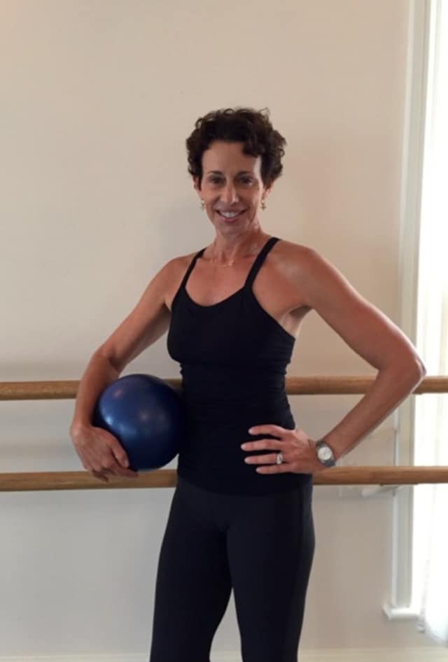 Owner Simone Gell of the Mane Barre Studio teaches classes for riders and non-riders.