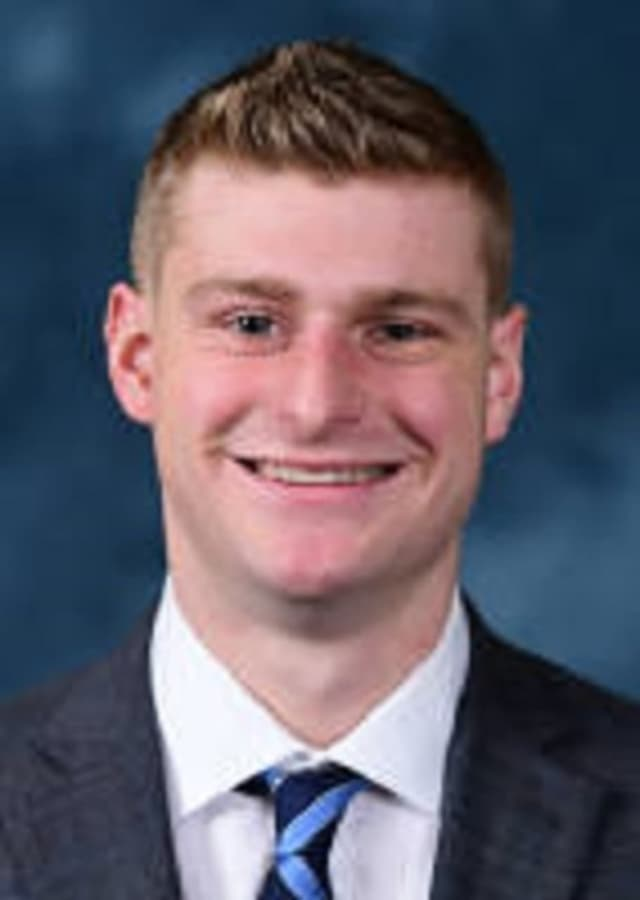 "Yorktown High School grad Danny Manning, who plays for the Hawks lacross team at Saint Joseph's University in Philadelphia, was named NEC's ""Player of the Week"" Monday."