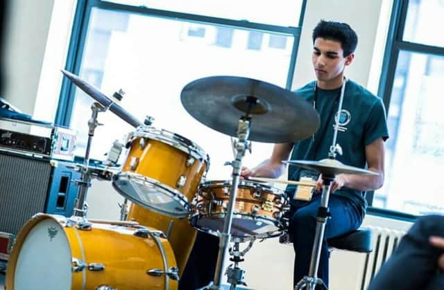 Fox Lane High School senior Marcello Carelli has been named to the All-National Honor Jazz Ensemble.