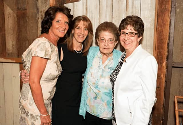 "Margaret ""Marge"" Fatuova, third from left, died on Tuesday."