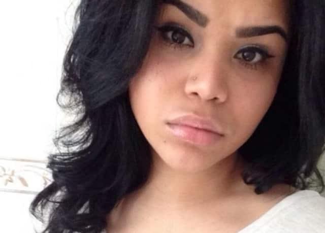 Mariah Gomez, of Garfield, died in a car crash.