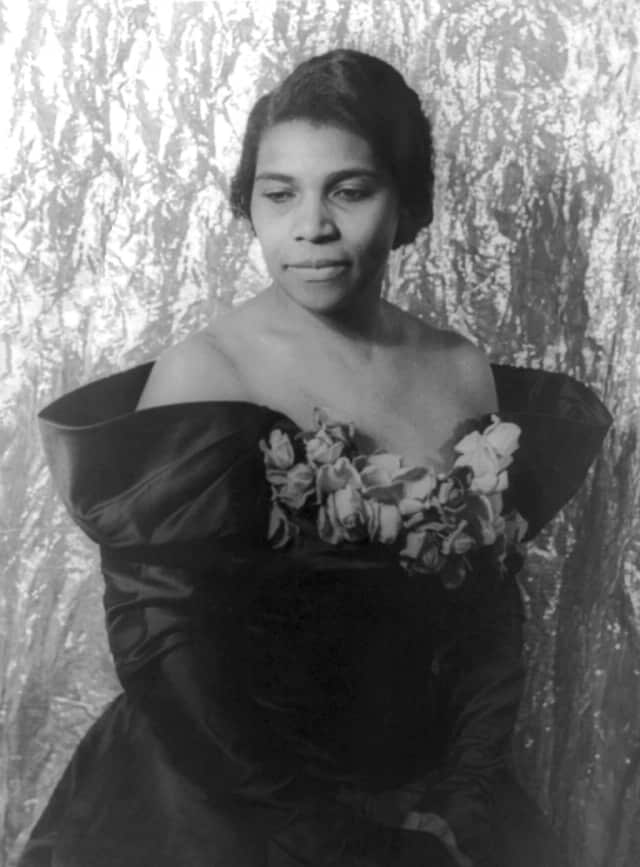 Opera singer Marian Anderson of Danbury will be included on the new $5 bill.