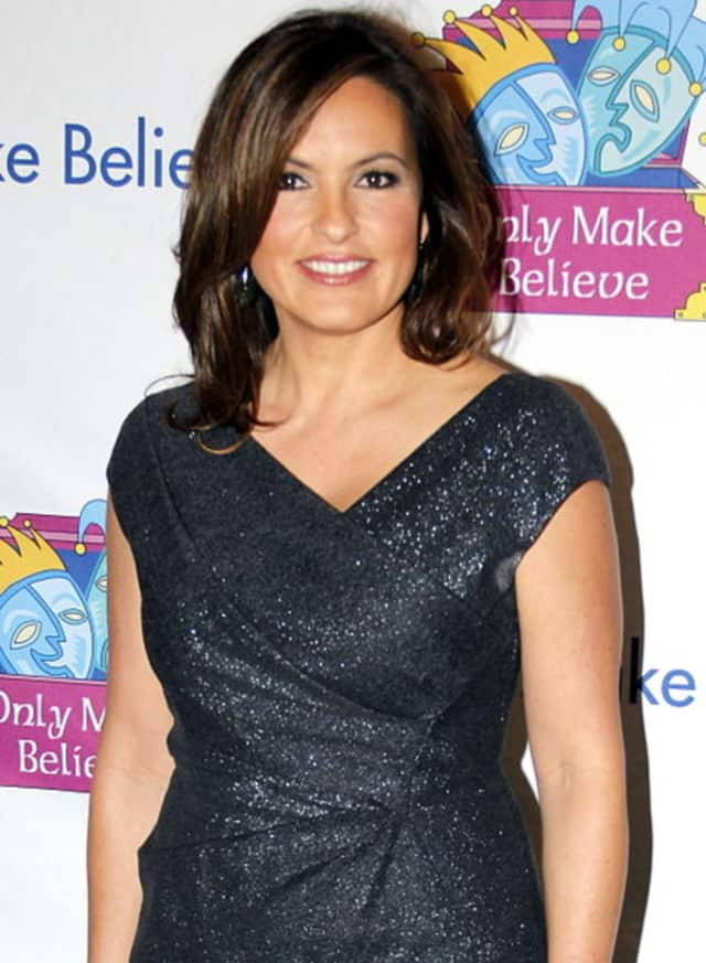 Actress and activist Mariska Hargitay.