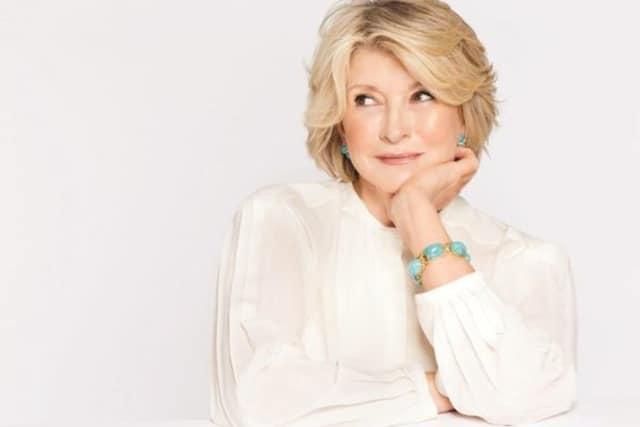 Katonah resident Martha Stewart has a new skincare line.