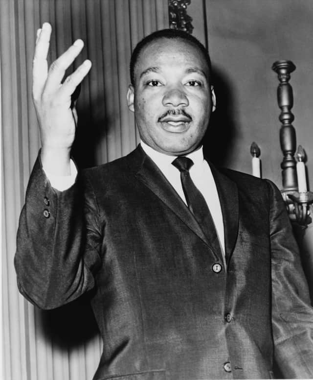 The Oradell Library will pay tribute to the life of Dr. Martin Luther King Jr.