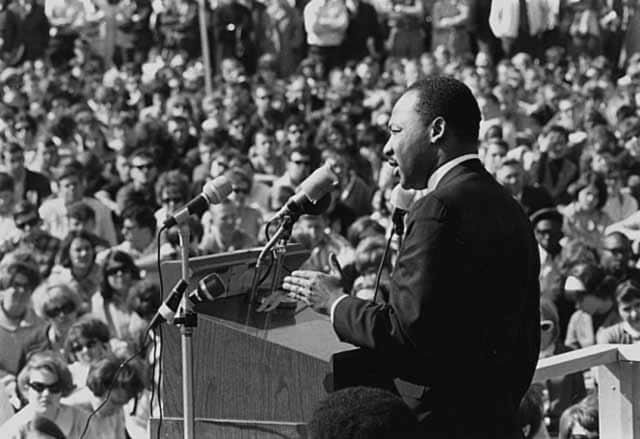 Yonkers students can take part in a poem and video contest celebrating Dr. Martin Luther King.