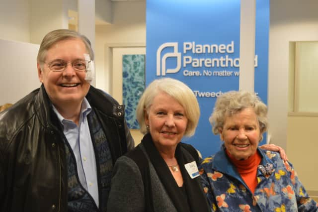 Planned Parenthood of Southern New England opened a new health center in Stamford.
