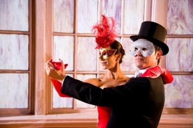 Ossining's Gullotta House will host a masquerade ball on Oct. 16.