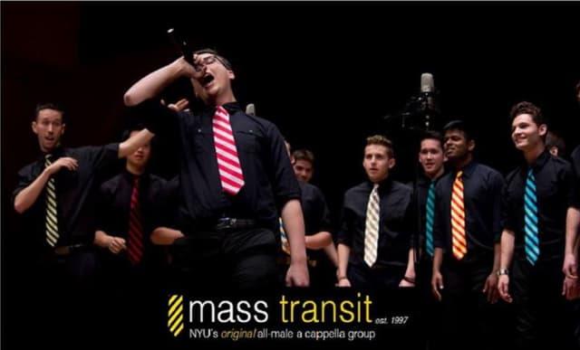 A cappella group Mass Transit